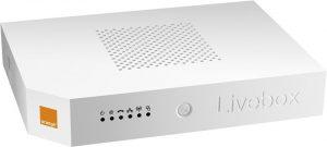 livebox-orange avec pas d'émission d'ondes électromagnétiques, wifi, bluetooth