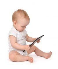 l'utilisation des tablette et portable par les enfants
